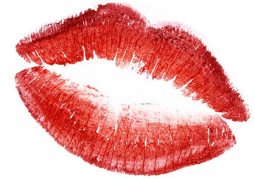 Image result for lips stick kiss