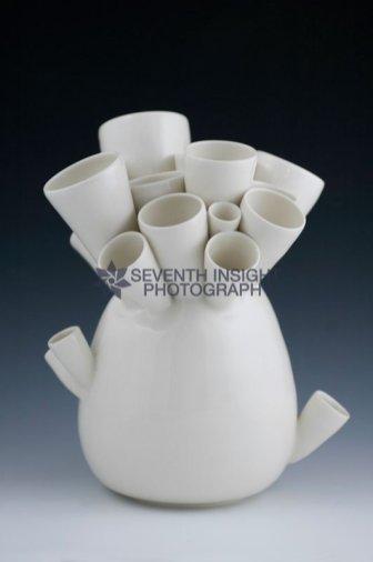 Barnacle Vase by Filipa Pimentel