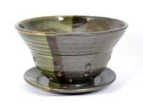 Ceramic Berry Bowl by Pavlo Pottery