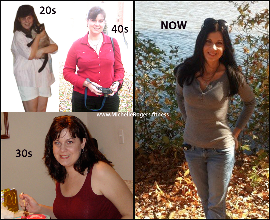 Michelle Rogers Fitness and Weight Loss