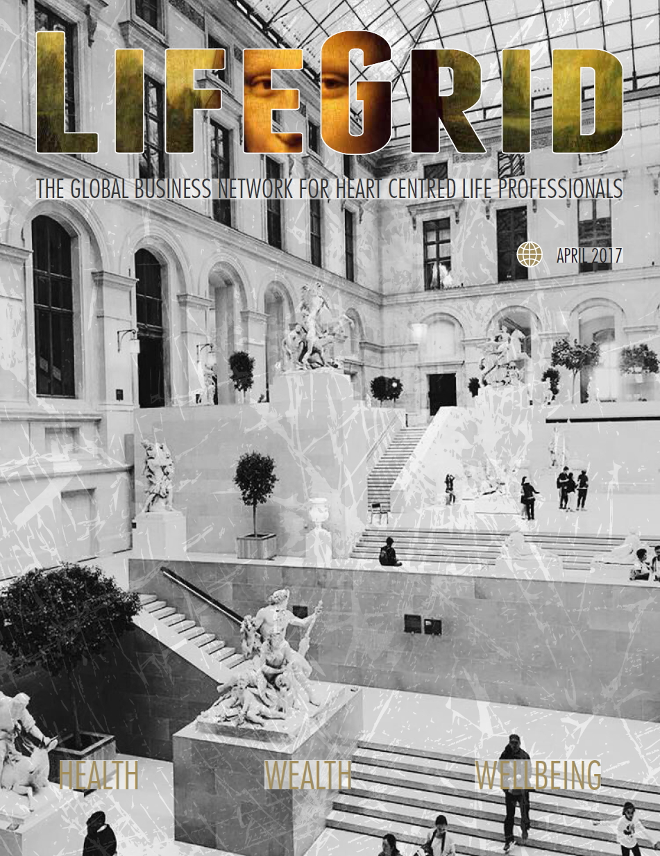 Life Grid Magazine - Janie Lin Smith Article