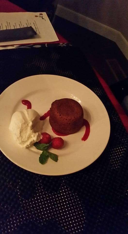 L dessert