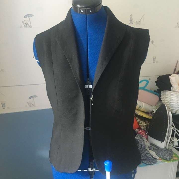 Sew Over It – Francine Jacket: Part One