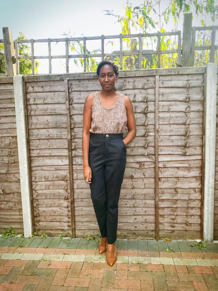 Mimi-G Simplicity 8749 Trousers