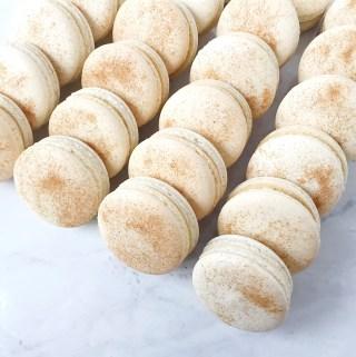 Snickerdoodle Macaron Filling Recipe