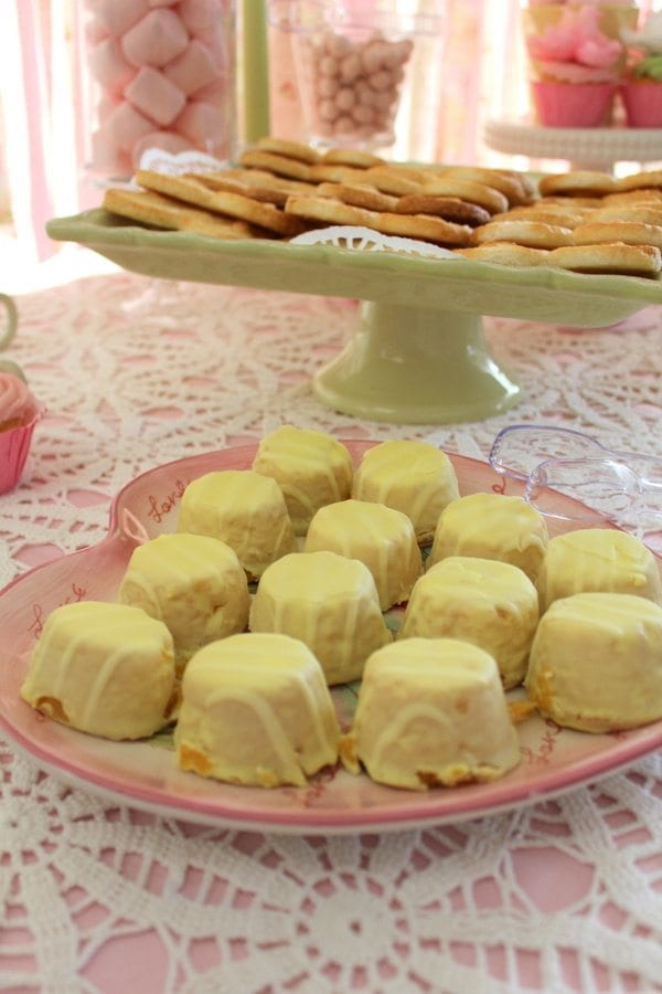My Cup Runneth Over - A Tea Party On A Budget - sweets