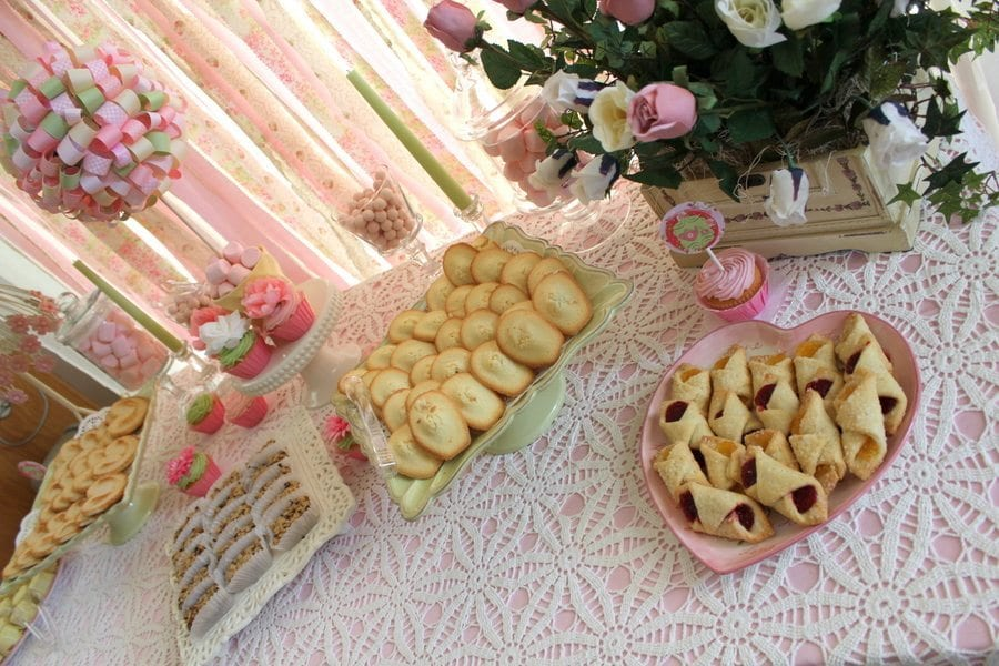 My Cup Runneth Over - A Tea Party On A Budget - Pastries