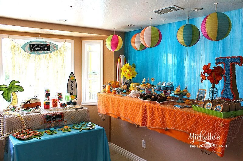Pool Party Ideas For Adults Decoration Decor