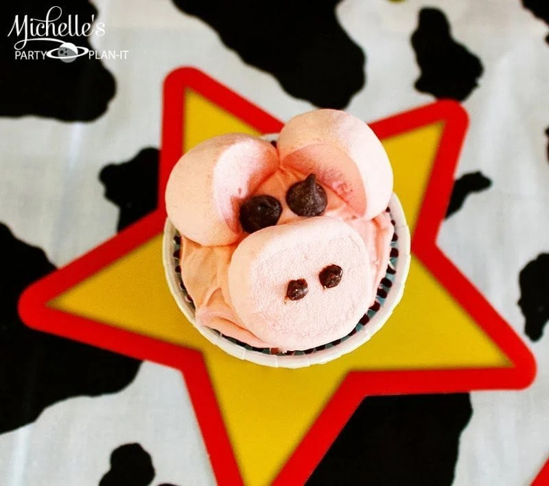 Toy Story Party Cupcakes