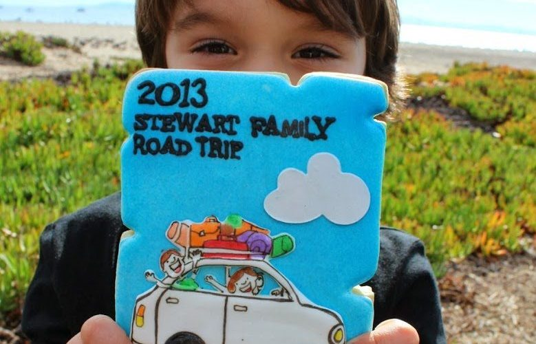 Cookie Adventures – Our Family Road Trip