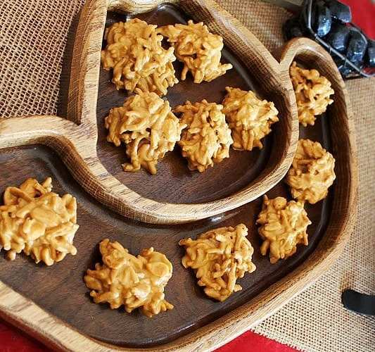 Yee Haw! Cowboy Hay Stacks – Dessert Recipe
