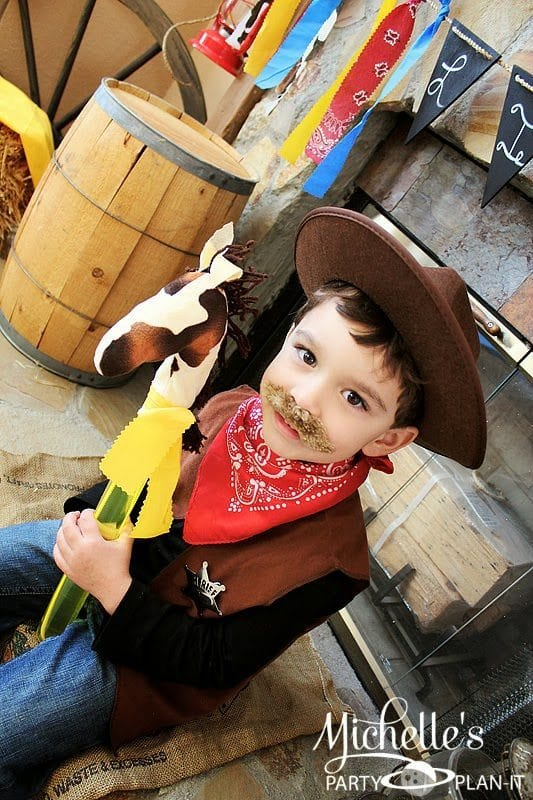 Cowboy Party Favor Ideas
