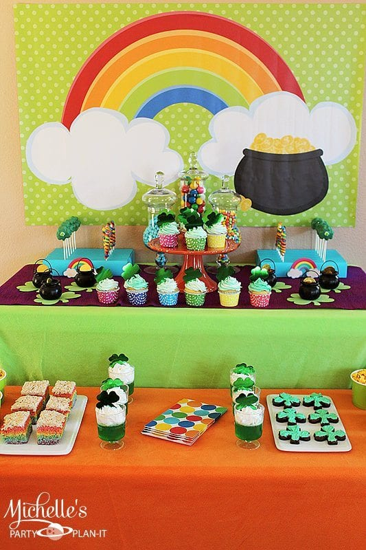st_patricks_day_party_table