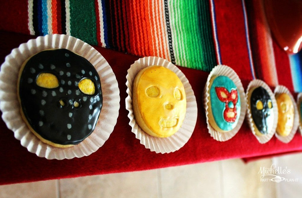 Nacho Libre Party - Cookies