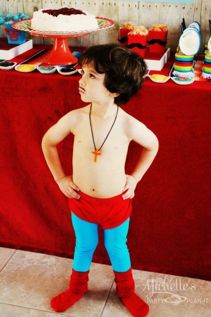 Nacho Libre Party and Costume Ideas