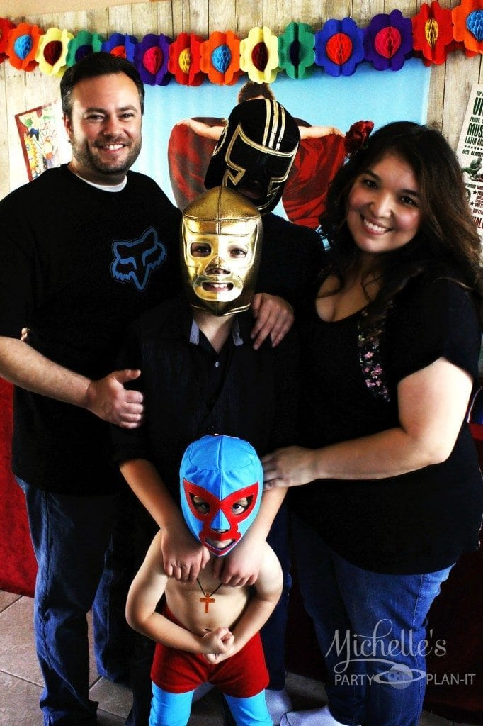 Nacho Libre Party Inspiration