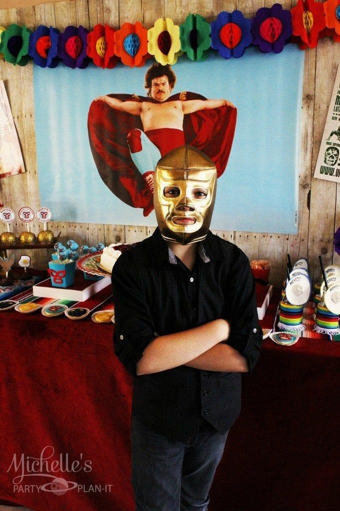Nacho Libre Party - costume ideas