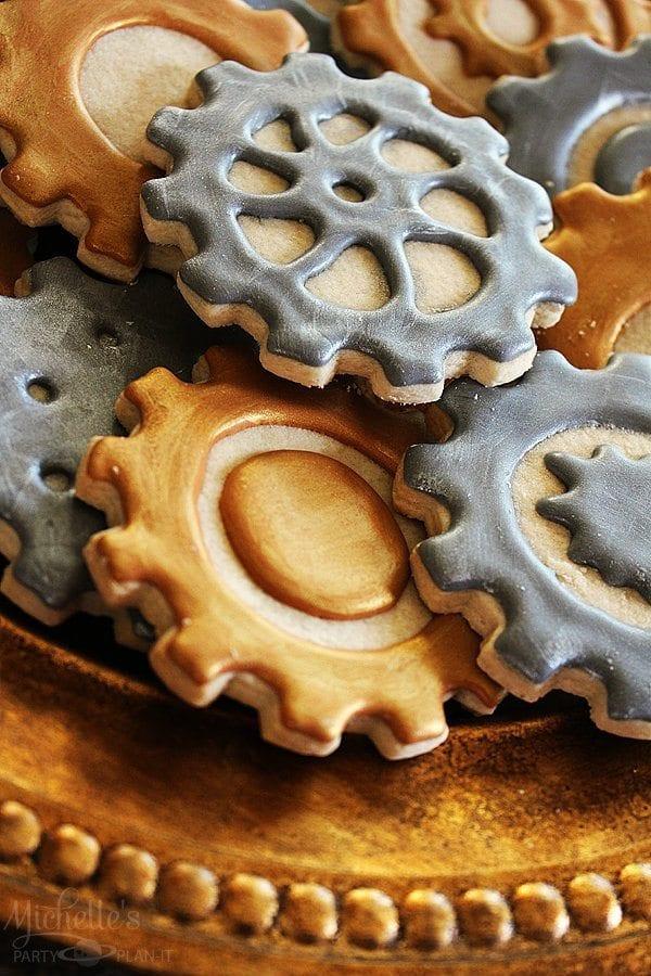 Steampunk Cookies