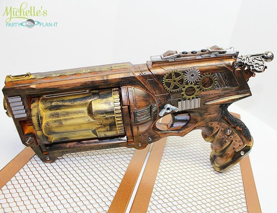 DIY Steampunk Gun | Costume Prop