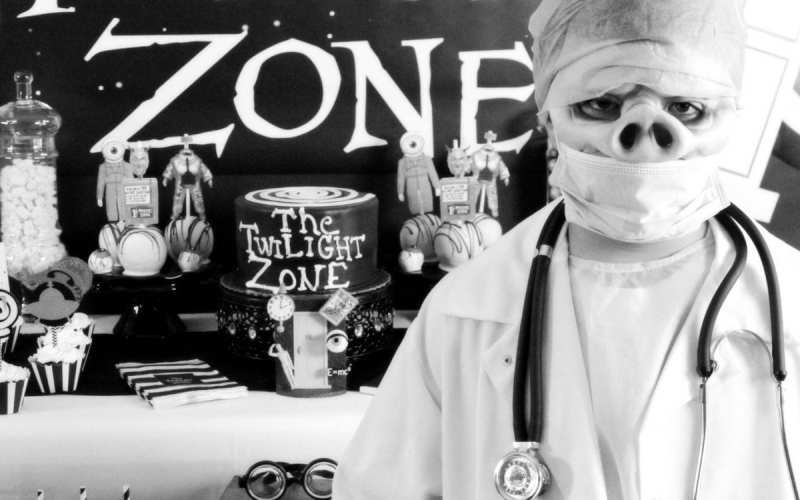 Next Stop…The Twilight Zone Party | Part 1