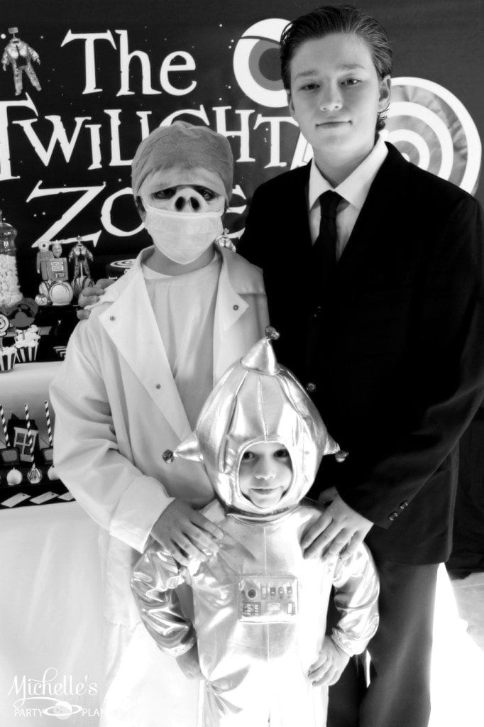 twilight zone costumes