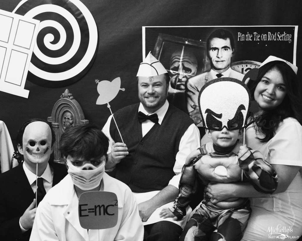 twilight zone party