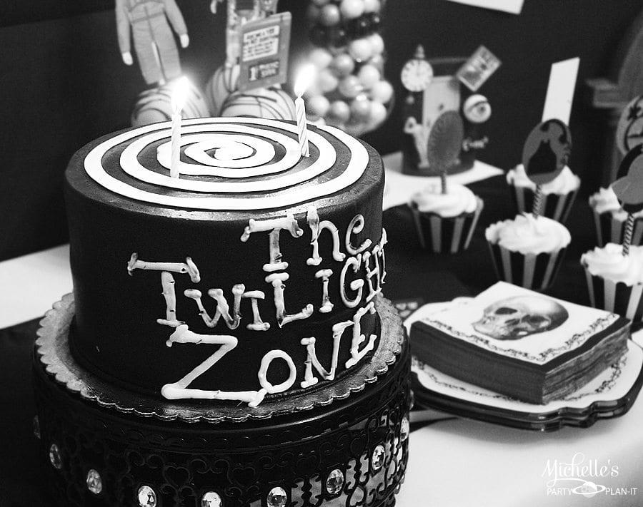 twilight zone cake