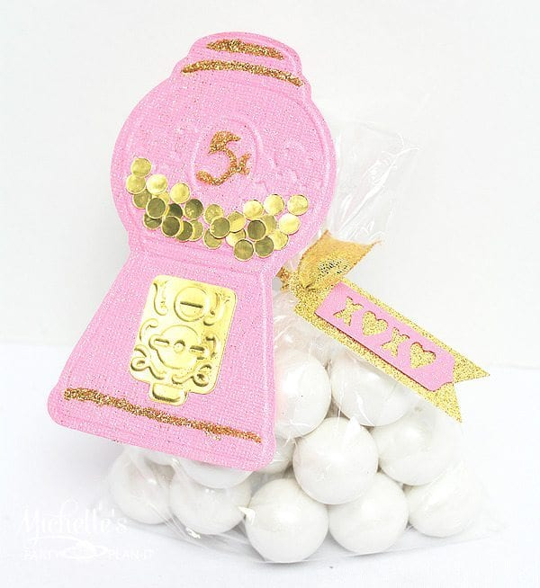 Gumball Machine Valentine | Sizzix Tutorial