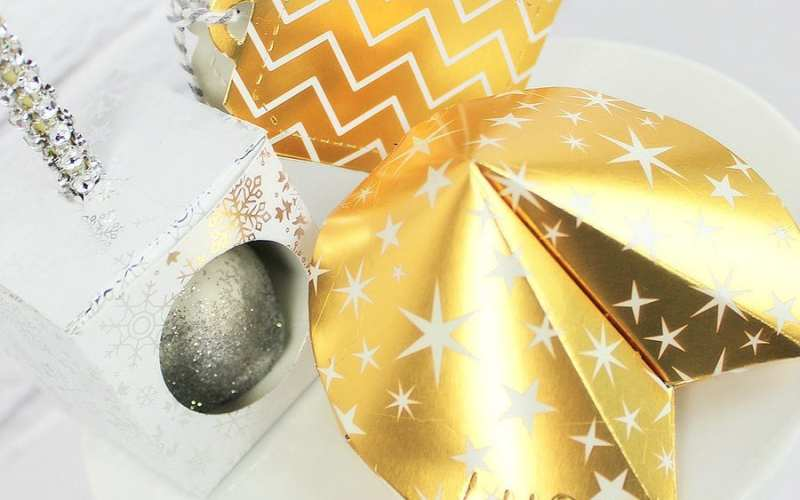 New Year's Eve Party Favors | Sizzix Inspiration