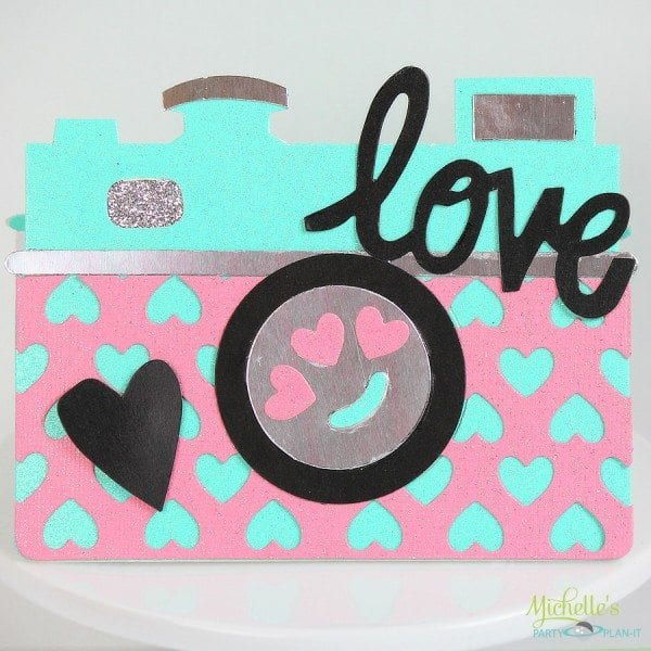 You Have Captured My Heart | Sizzix Valentine