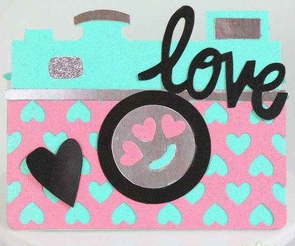 You Have Captured My Heart   Sizzix Valentine