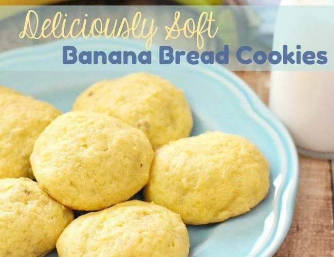 Banana bread cookies 11