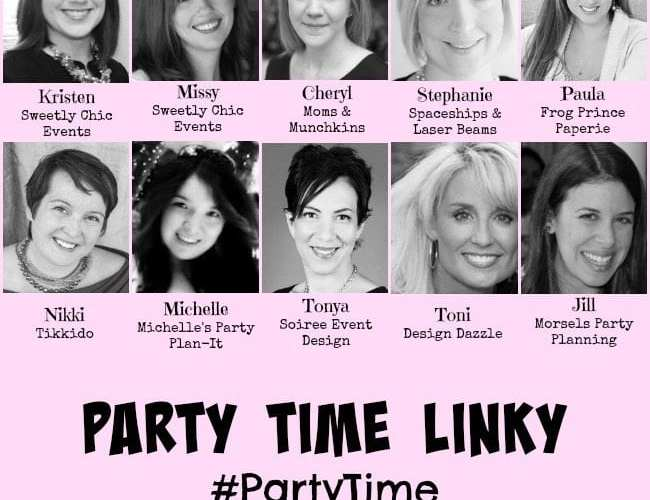 Party Time Linky #31