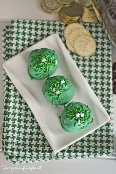 Green Truffles