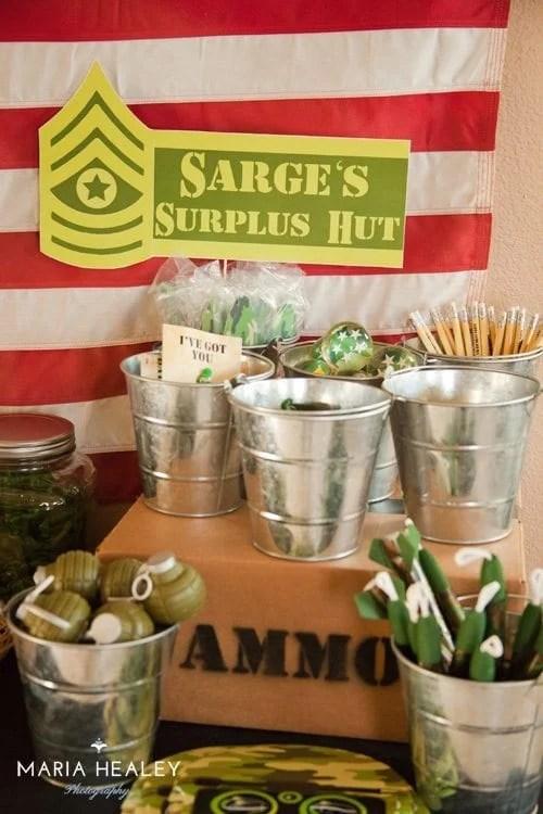 Sarge's Surplus Hut