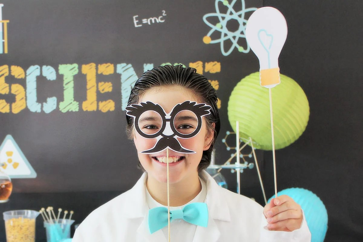 Science Birthday Party Ideas for PBS Parents