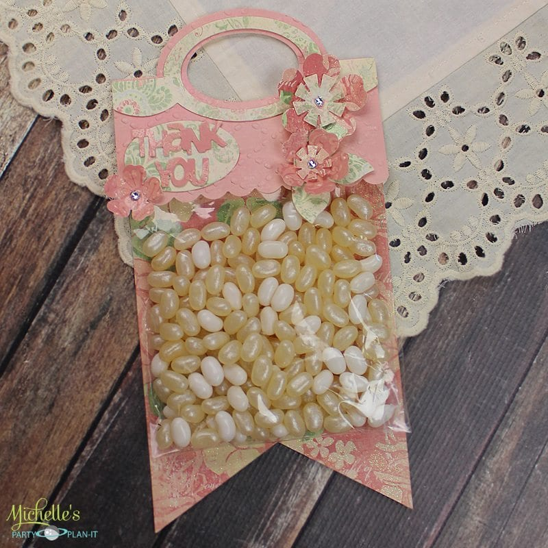 Pennant Treat Bag Toppers | Sizzix Inspiration