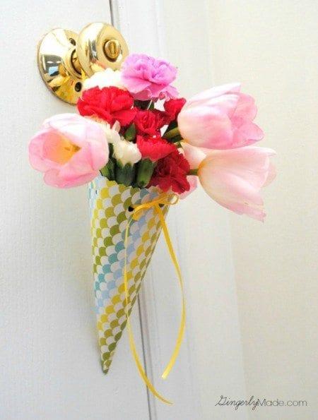 Flower-Door-Hanging