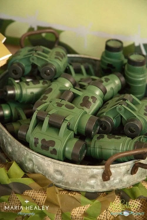 Army Party Favors