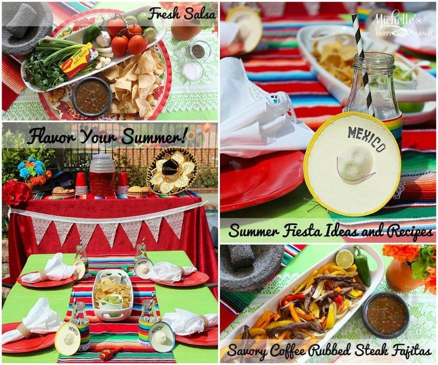 Flavor Your Summer