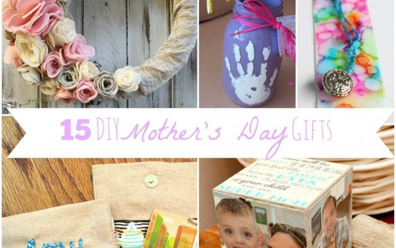 DIY Mother's Day Gifts!