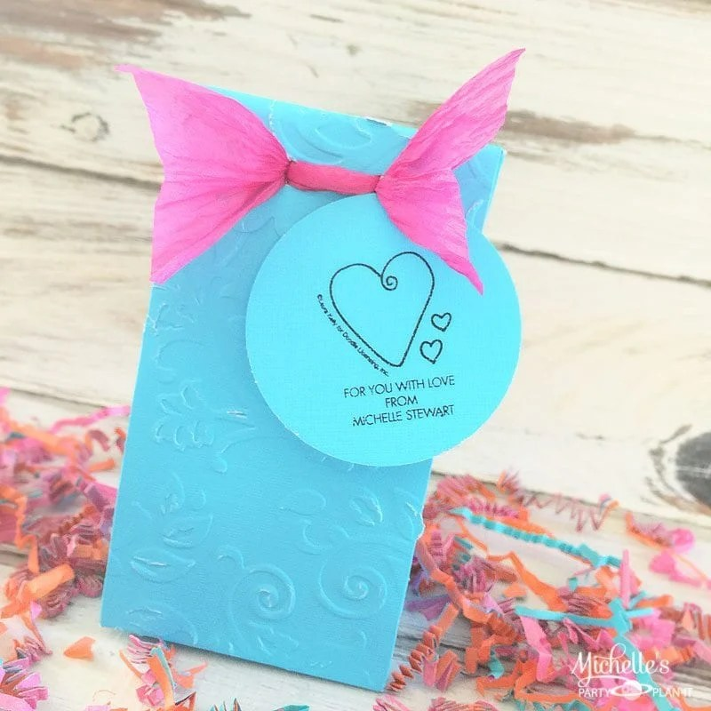 Easy Treat Bags with the Sizzix Big Shot Plus | Sizzix Inspiration
