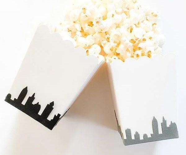 Big city popcorn