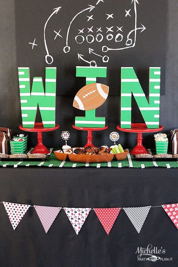 Football Party Ideas and Tailgating Tips
