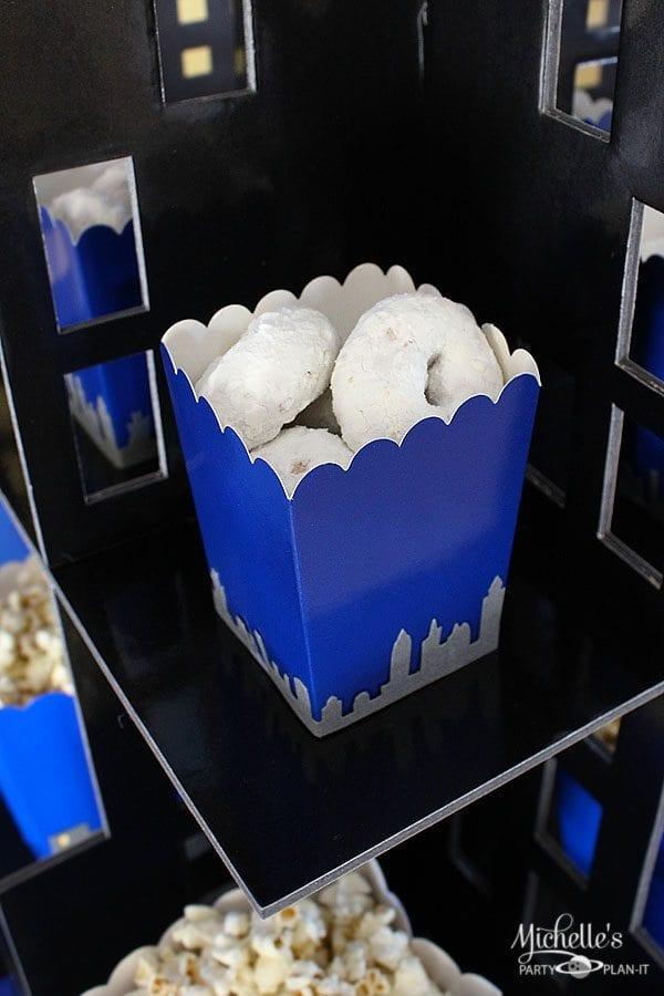 Gotham City Popcorn