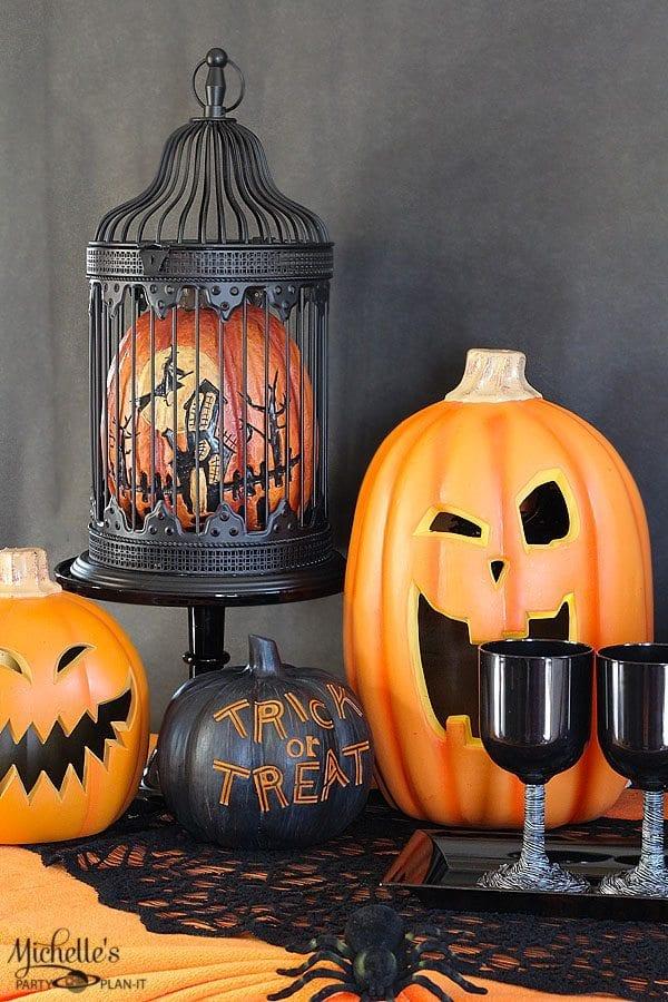 Pumpkin Hallow Party