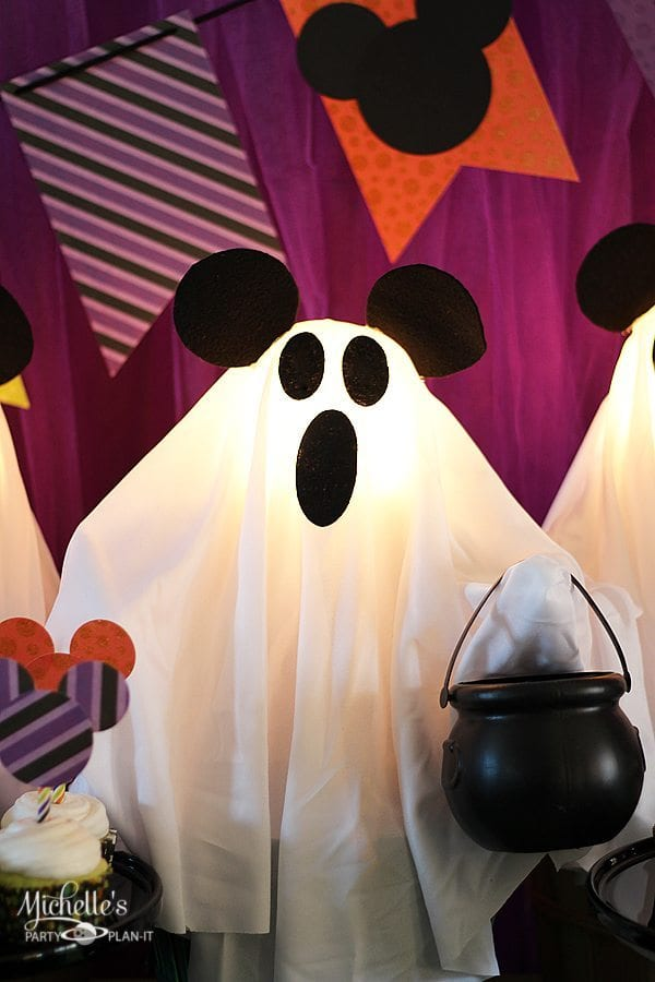 Mickey's Trick or Treat Party