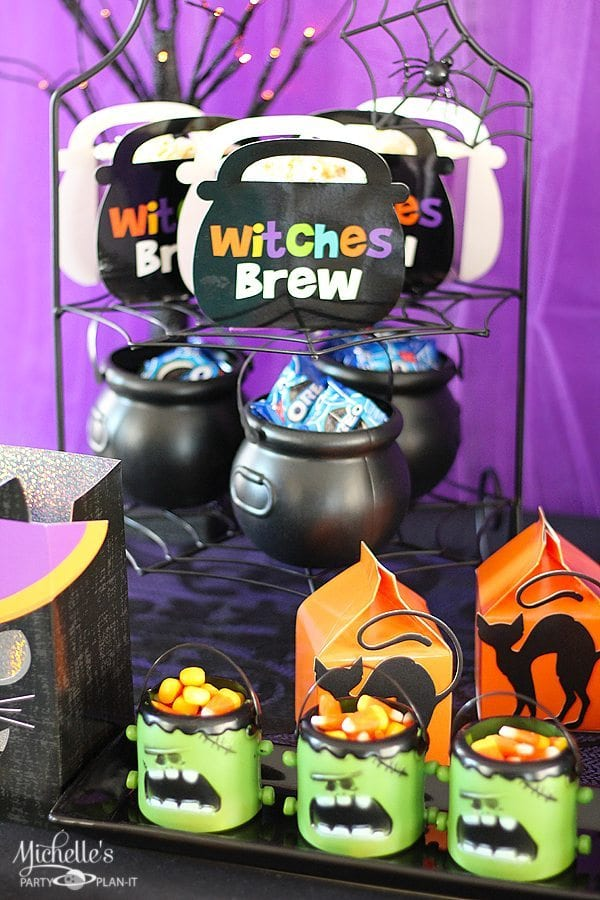 Spooky Witch Halloween Party