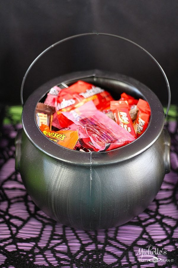 Halloween Party Candy