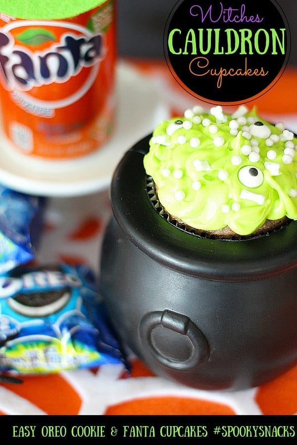Witches Brew #SpookySnacks